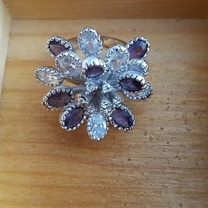 Womens cocktail ring